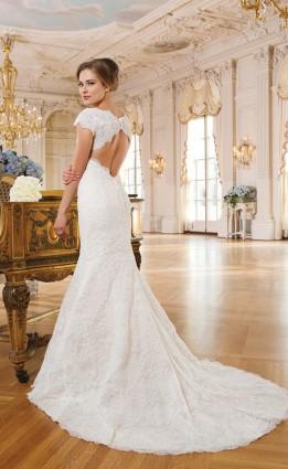 Модель свадебного платья «Aimee» | Свадебный салон «Wega»