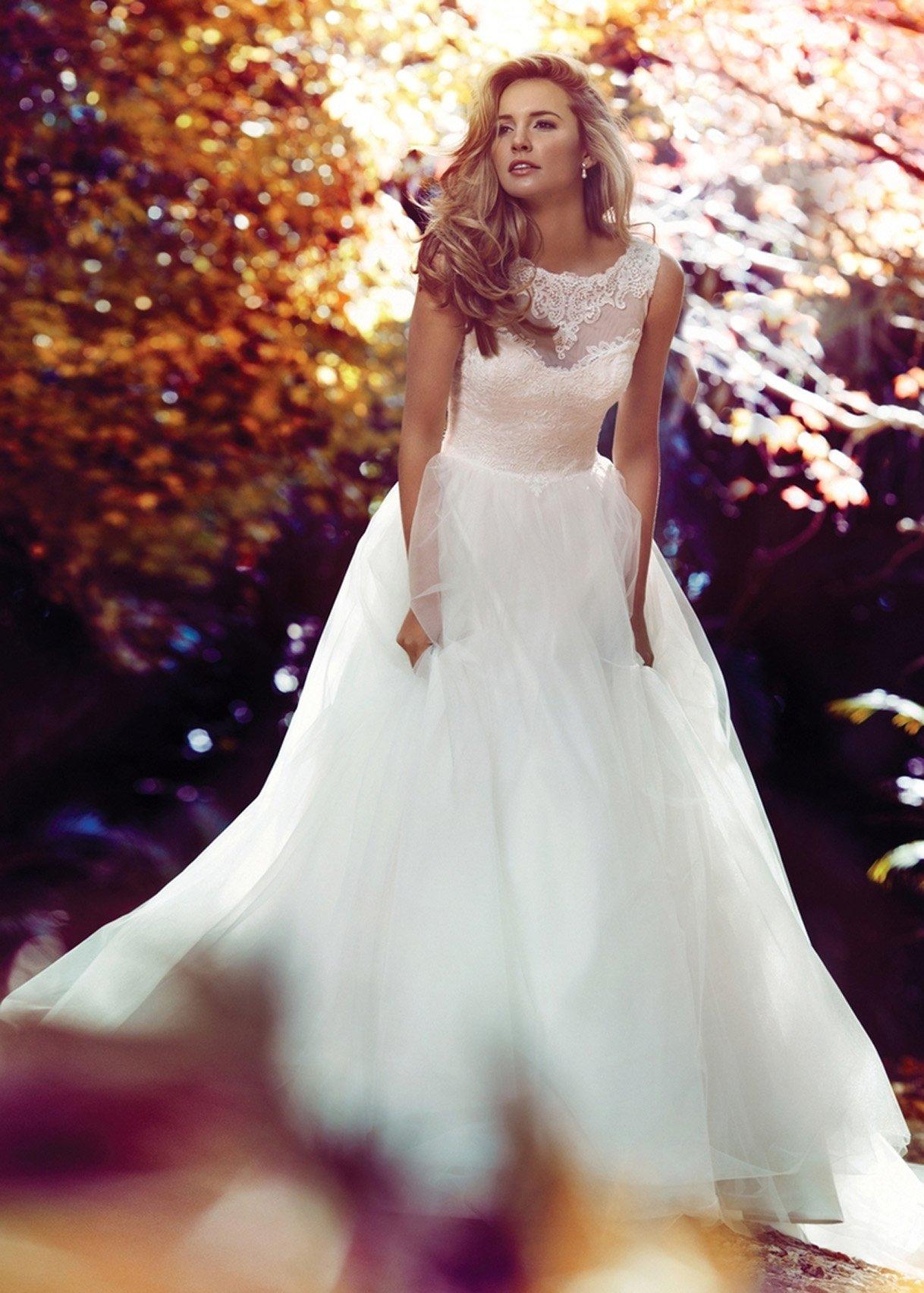 Модель свадебного платья «Bronte» | Свадебный салон «Wega»