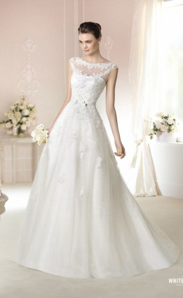 Модель свадебного платья «Dacey» | Свадебный салон «Wega»
