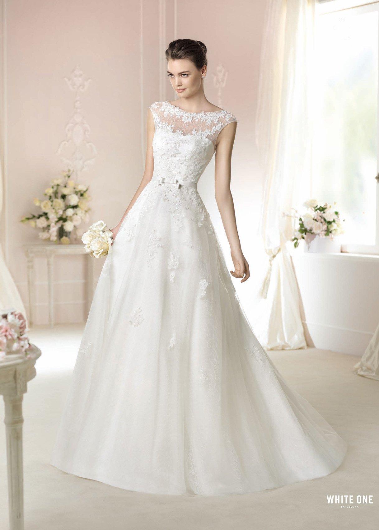 Свадебное платье «Dacey»