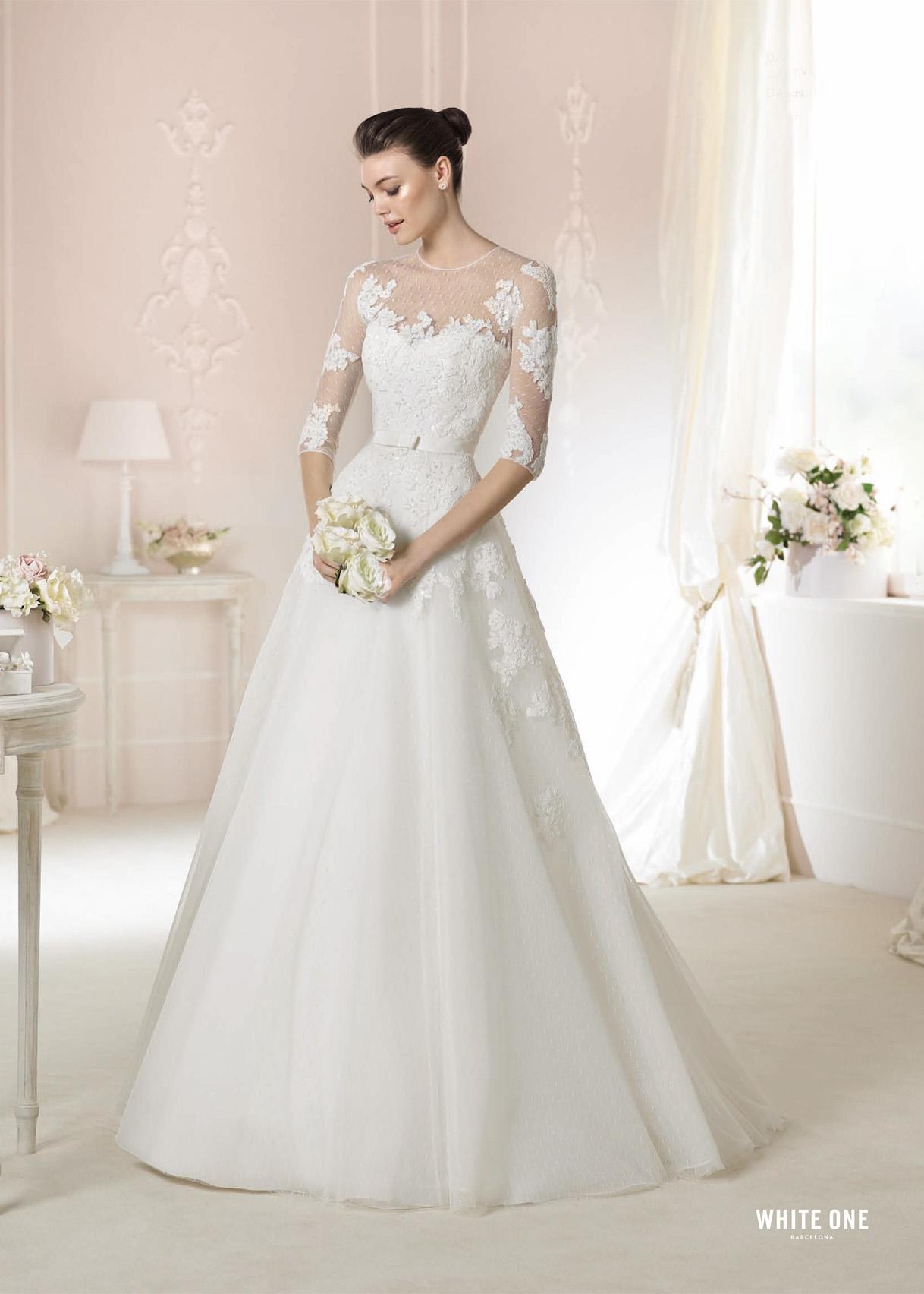 Свадебное платье «Dagnir»