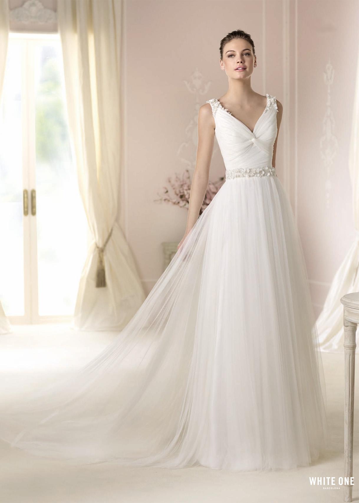 Свадебное платье «Dalina»