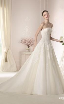 Модель свадебного платья «Danit» | Свадебный салон «Wega»