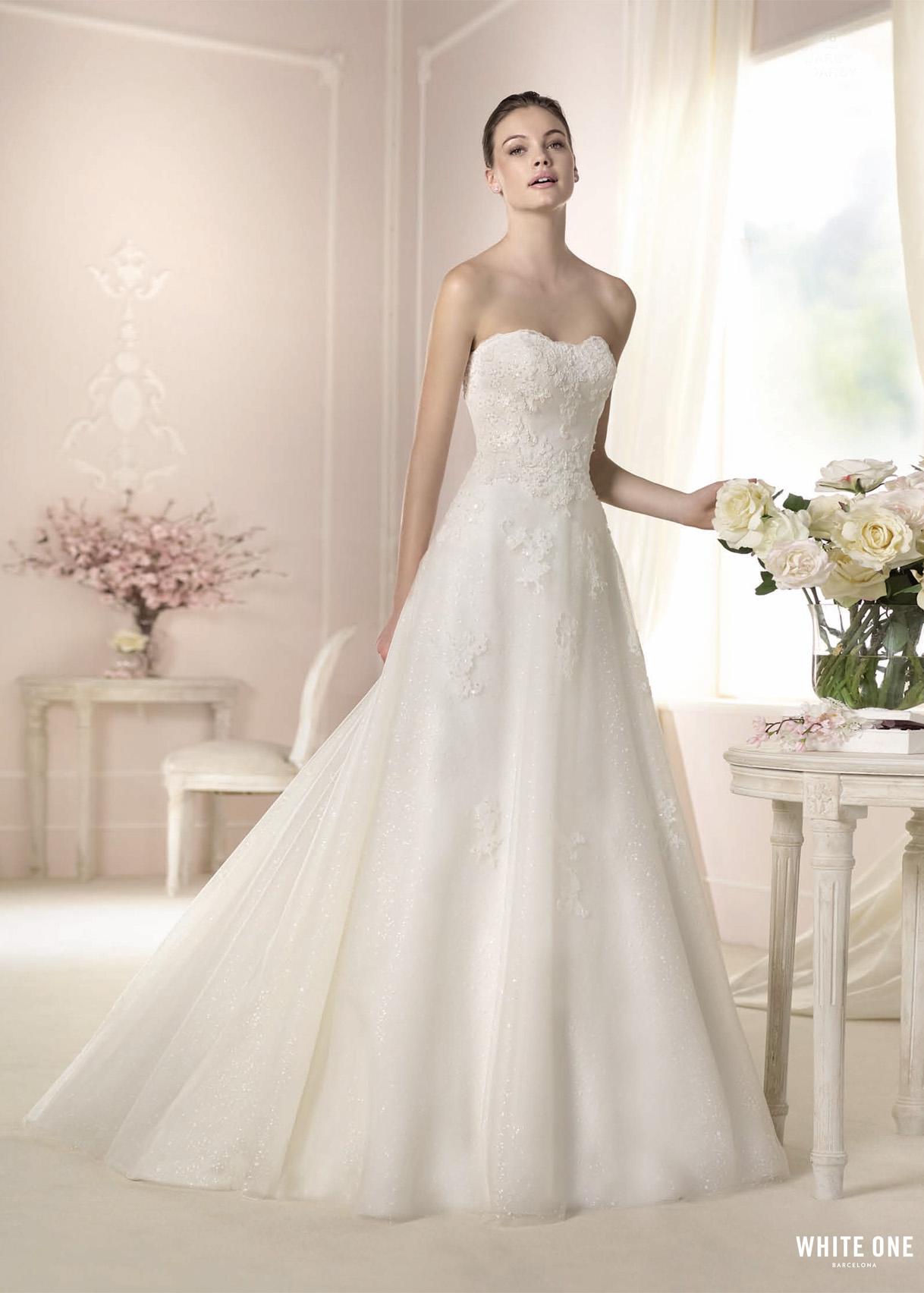 Свадебное платье «Darcy»