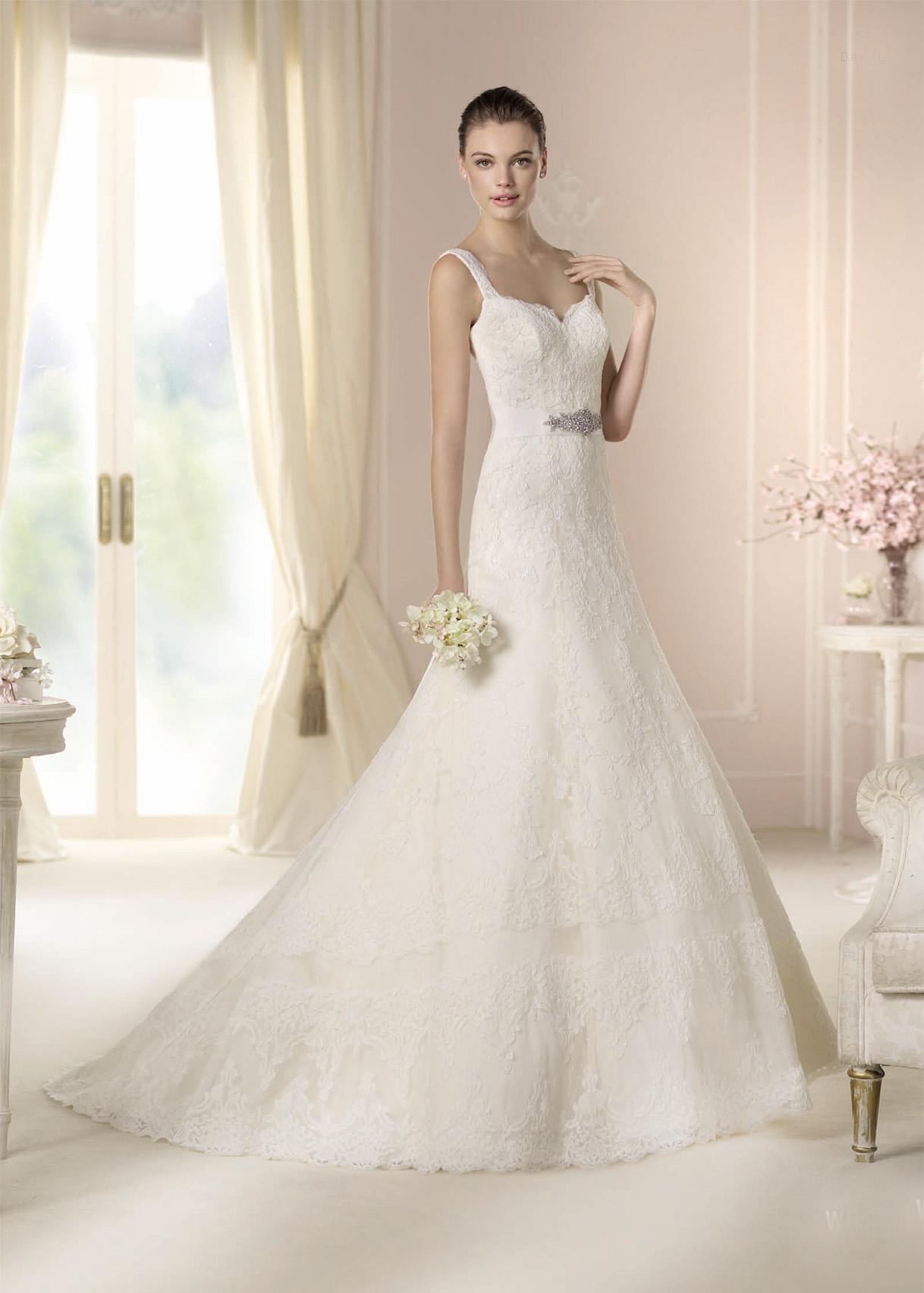 Свадебное платье «Daryl»