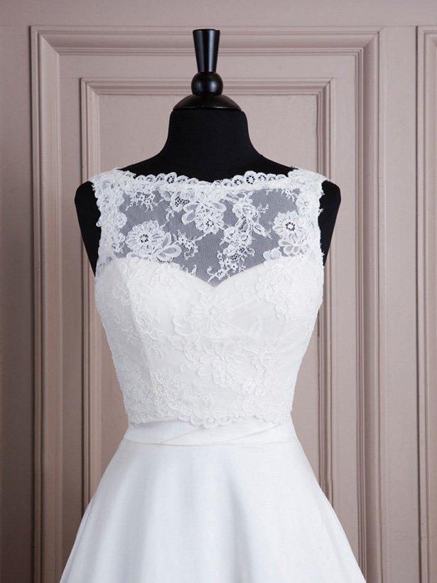 Болеро для невесты №5 | Свадебный салон «Wega»