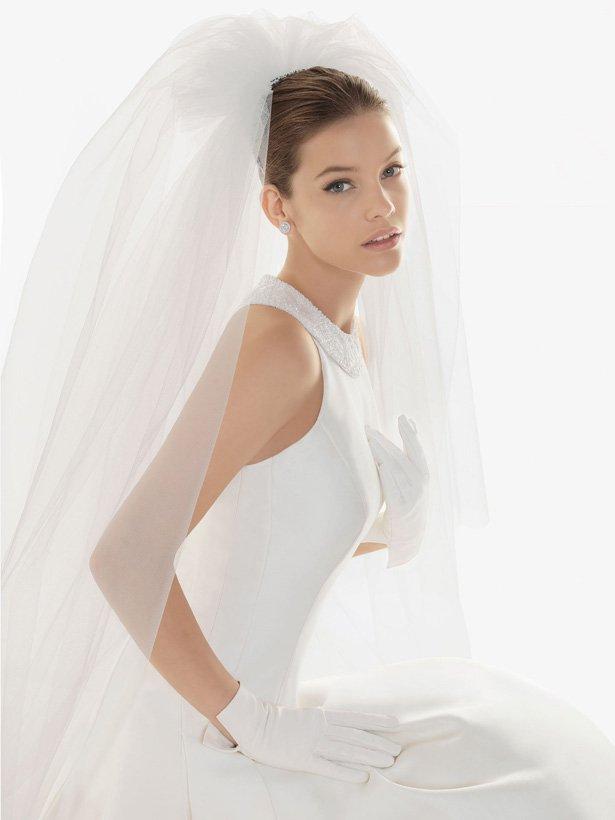 Фата для невесты №1