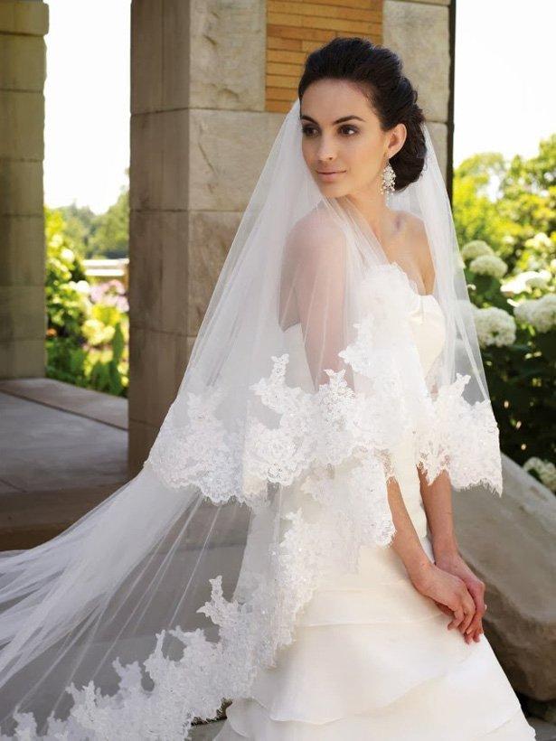 Фата для невесты №3