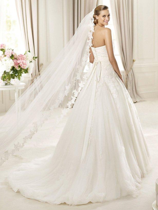 Фата для невесты №7