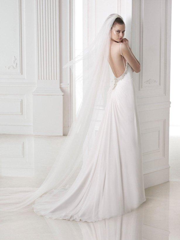 Фата для невесты №8