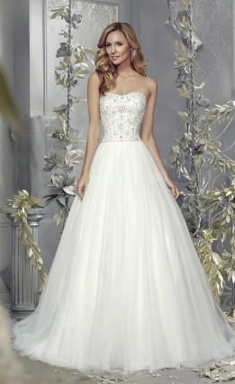 Модель свадебного платья «Brittany» | Свадебный салон «Wega»