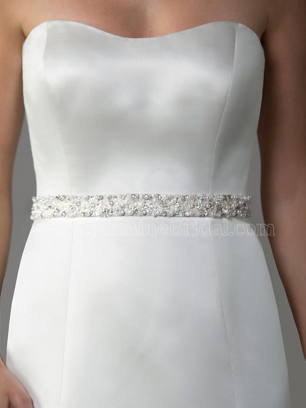 Пояс «Crystal» | Свадебный салон «Wega»
