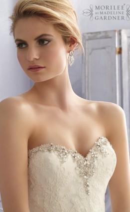 Модель свадебного платья «Mori Lee 2685» | Свадебный салон «Wega»