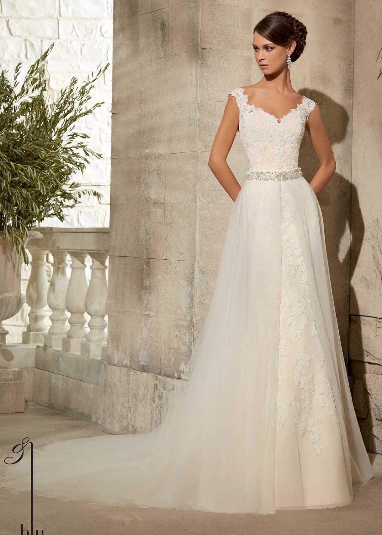 Свадебное платье «Mori Lee 5316»