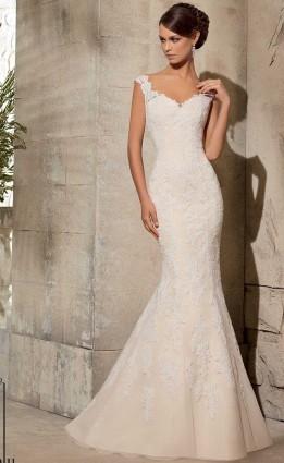 Модель свадебного платья «Mori Lee 5316» | Свадебный салон «Wega»