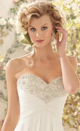 Модель свадебного платья «Mori Lee 6773» | Свадебный салон «Wega»