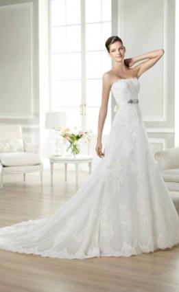 Модель свадебного платья «Jakobe» | Свадебный салон «Wega»
