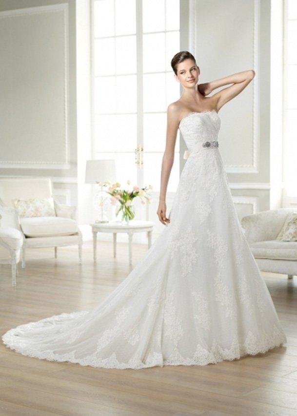 Свадебное платье «Jakobe»
