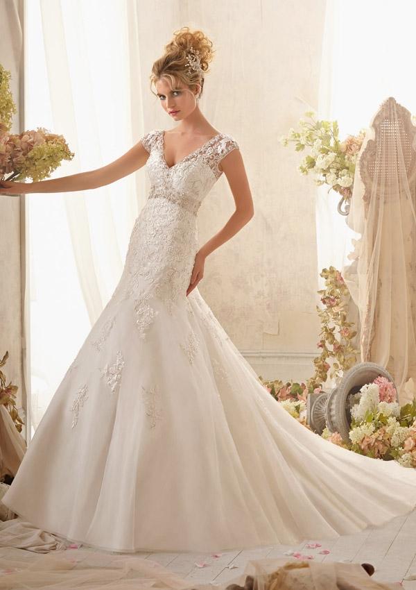 Свадебное платье «Mori lee 2622»