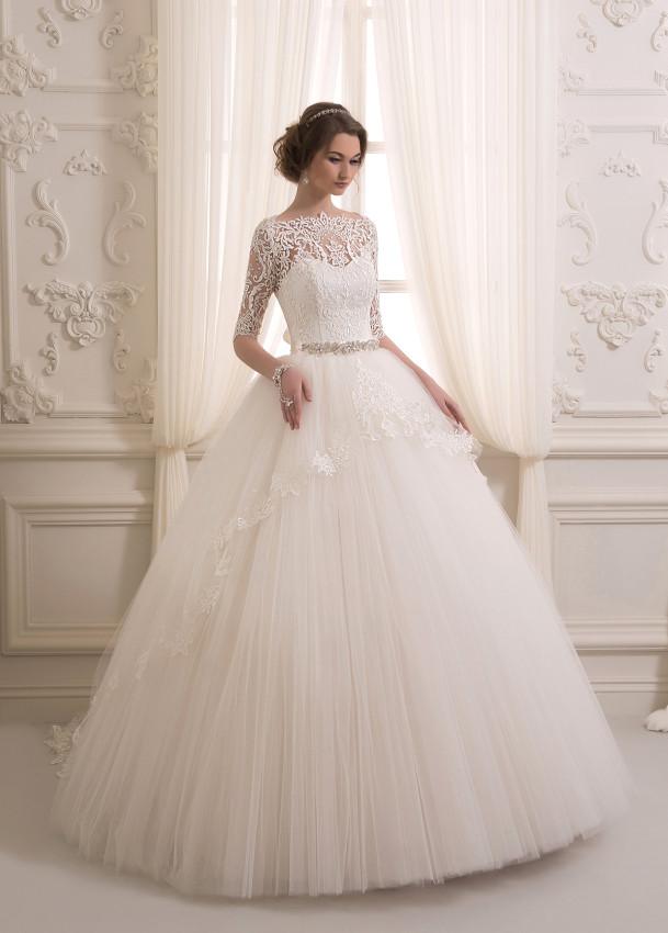 Платье свадебное селена