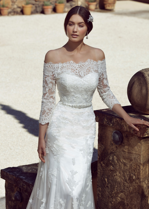 Свадебное платье «Caprie»