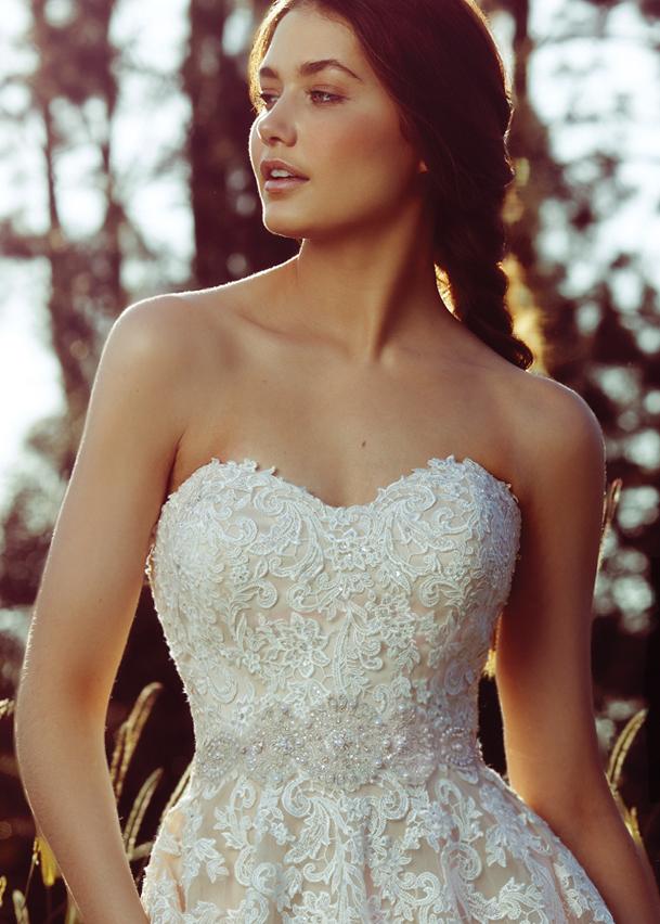 Свадебное платье «Carris»
