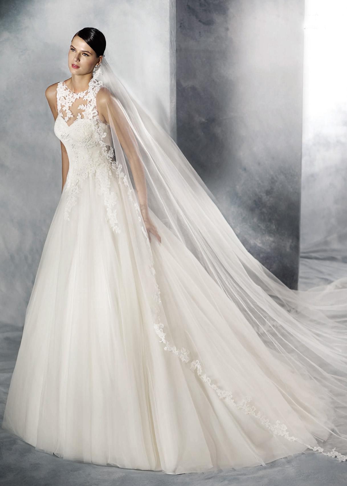 Свадебное платье «Jarissa»