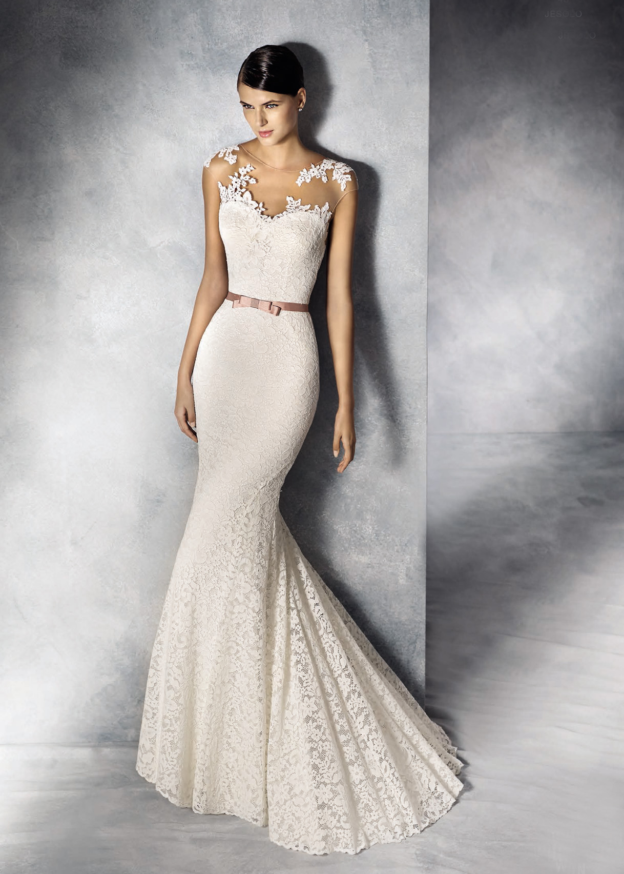 Свадебное платье «Jesolo»