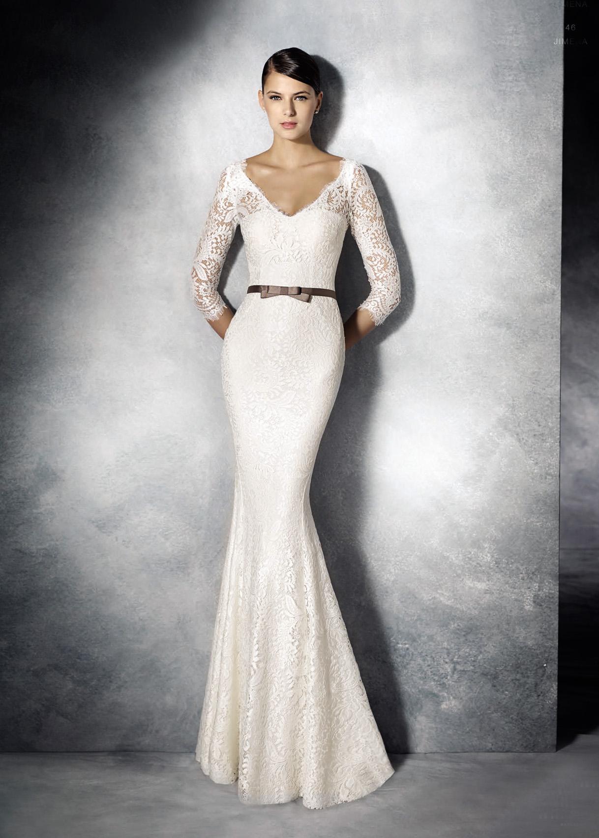 Свадебное платье «Jimena»