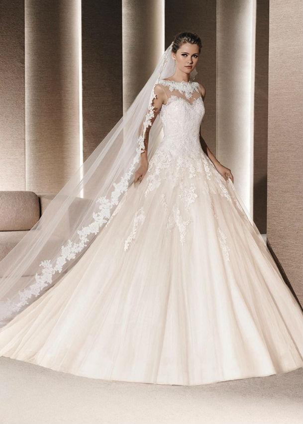 Свадебное платье «Ramira»