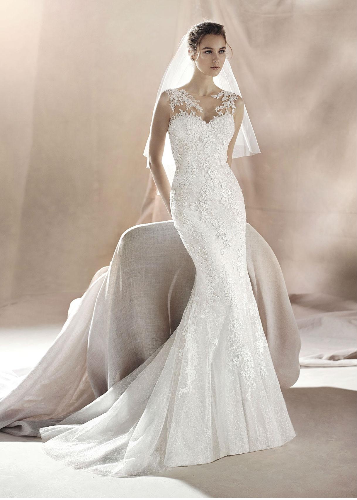 Свадебное платье «Saura»
