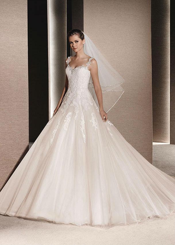 Свадебное платье «Ricarda»