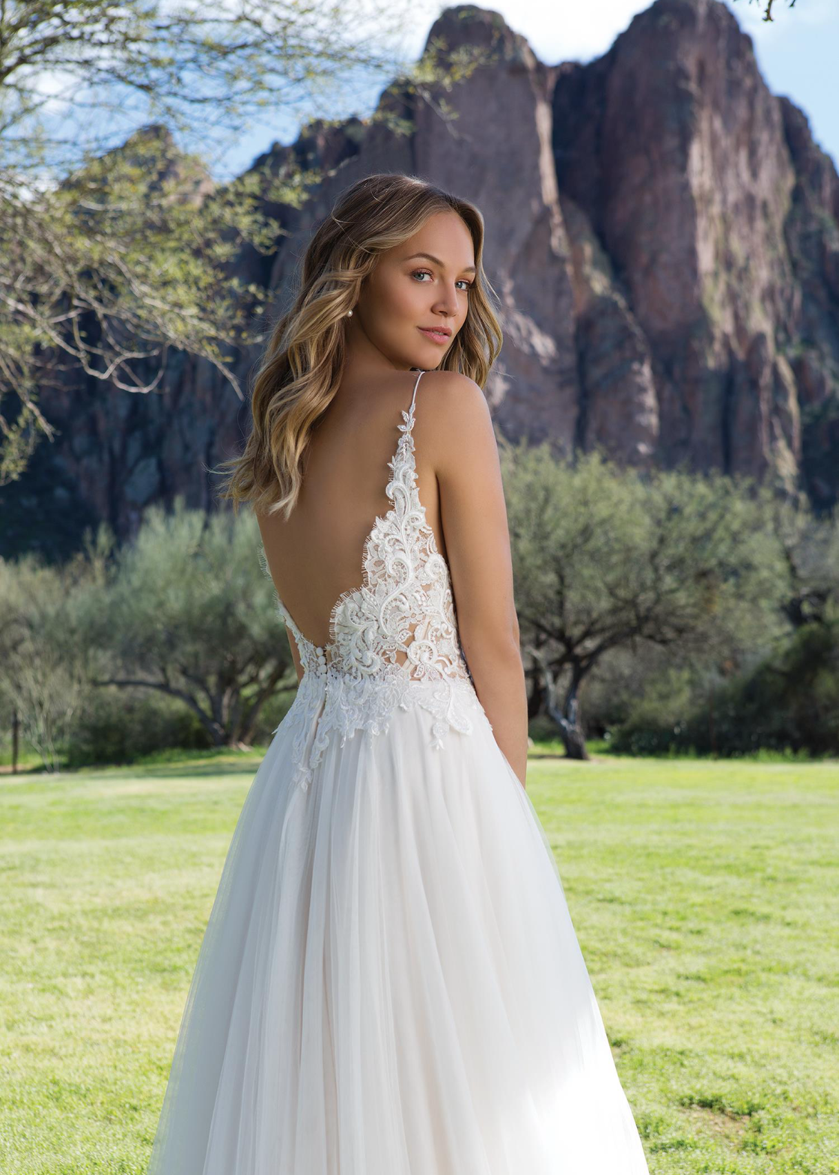 Свадебное платье «Betty»