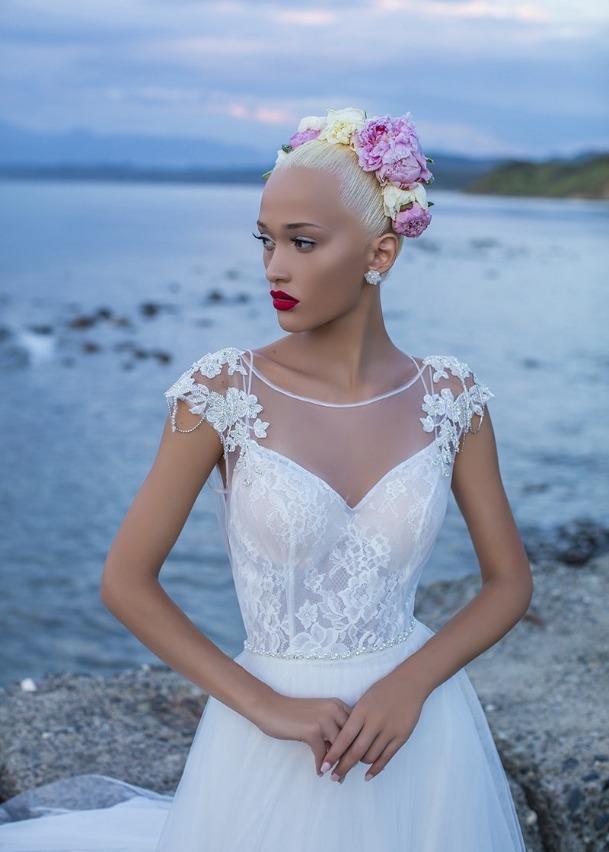 Свадебное платье «Chic Lilac»