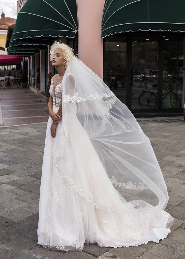 Свадебное платье «Velvet Rose»