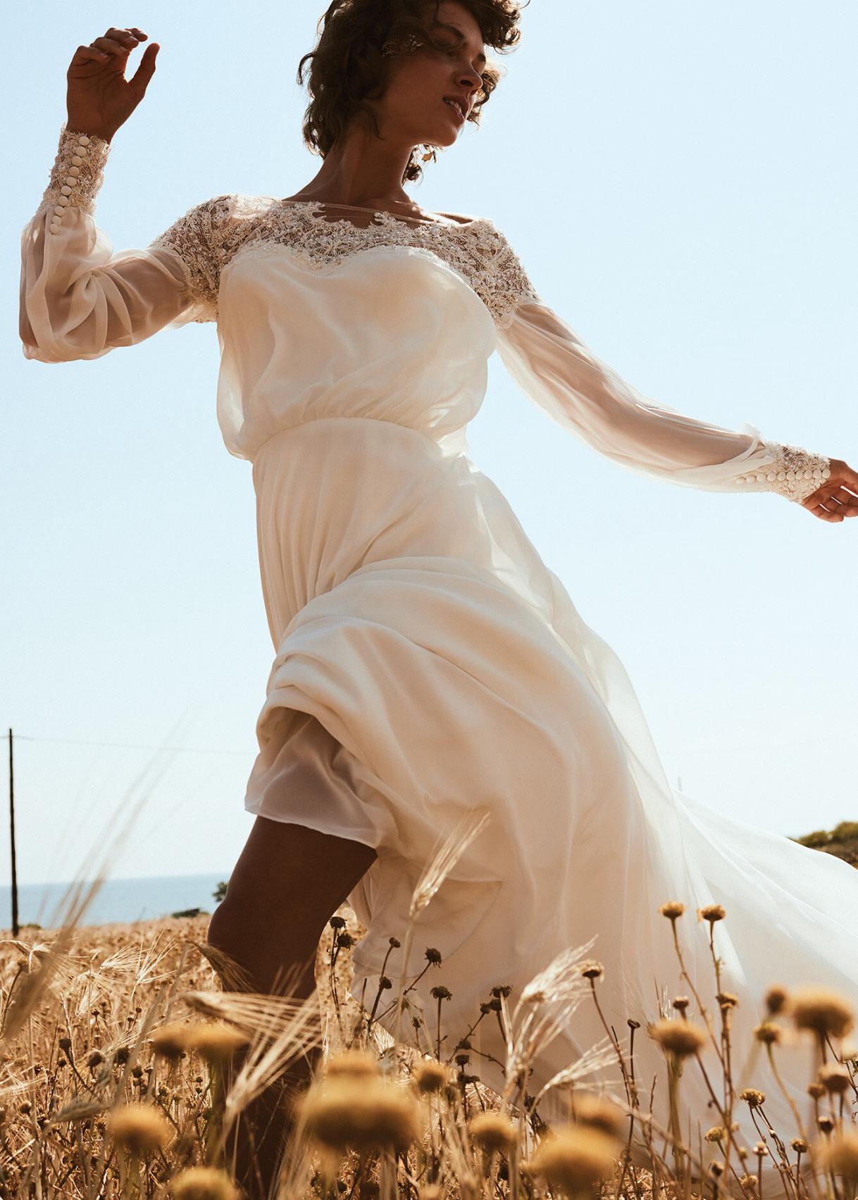 Свадебное платье «Bonny»