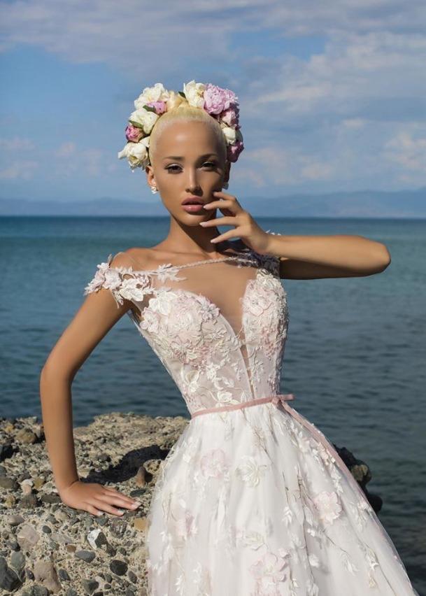 Свадебное платье «Beautiful Kataleya»