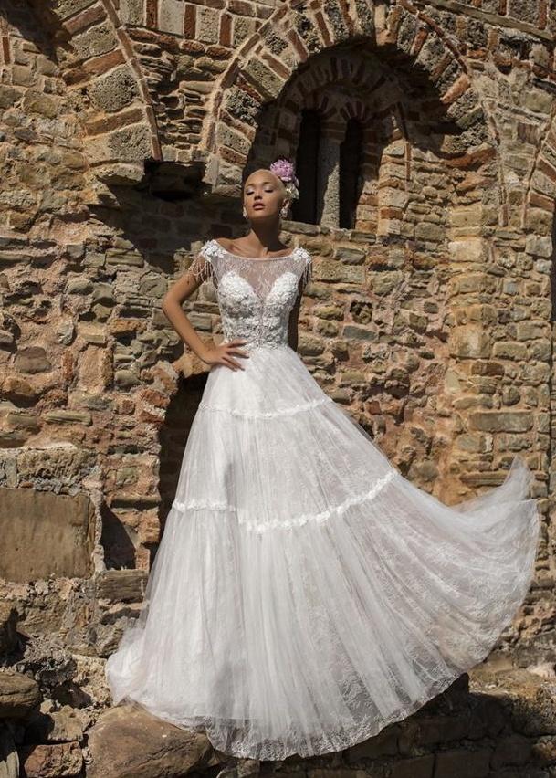 Свадебное платье «Happy Hyacinth»