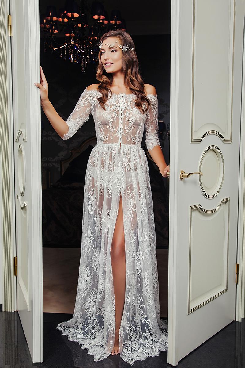 Будуарное платье  Eliza