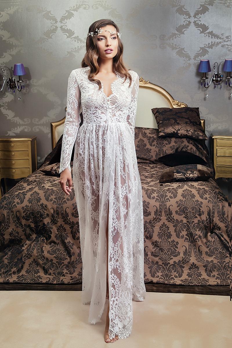 Будуарное платье  Eva