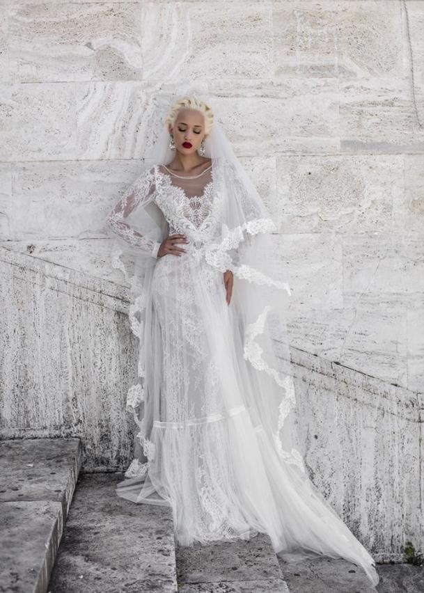 Свадебное платье «Heady Salvia»