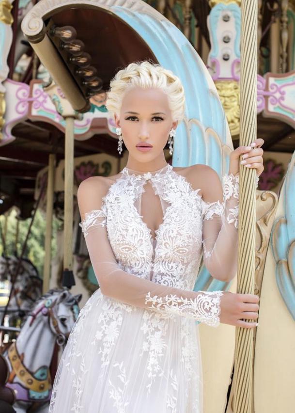 Свадебное платье «Young Viola»