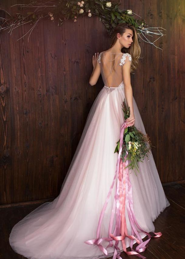 Свадебное платье «Шикарная Лилия»