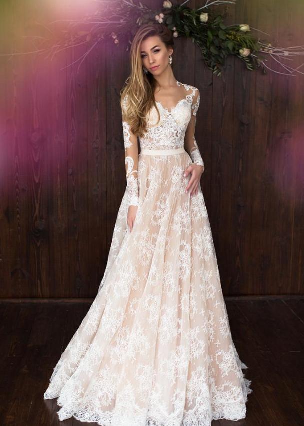 Свадебное платье «Упрямая Ромашка»