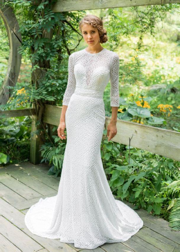 Свадебное платье «Boro»
