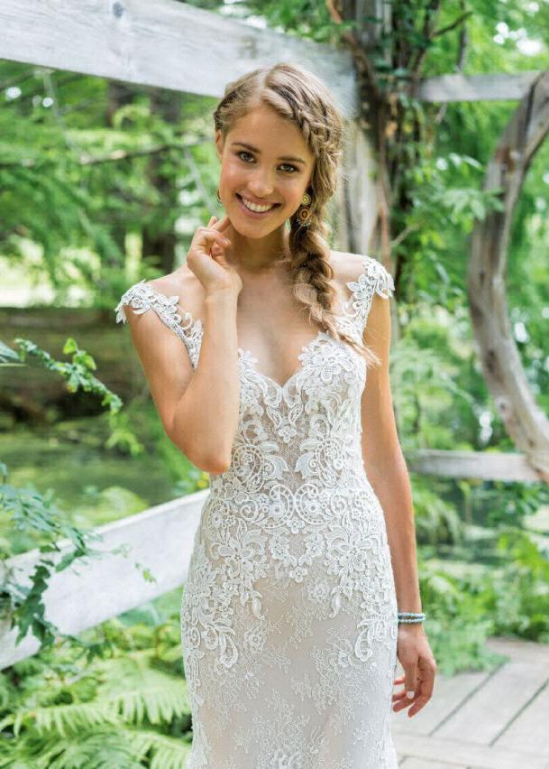 Свадебное платье «Brook»