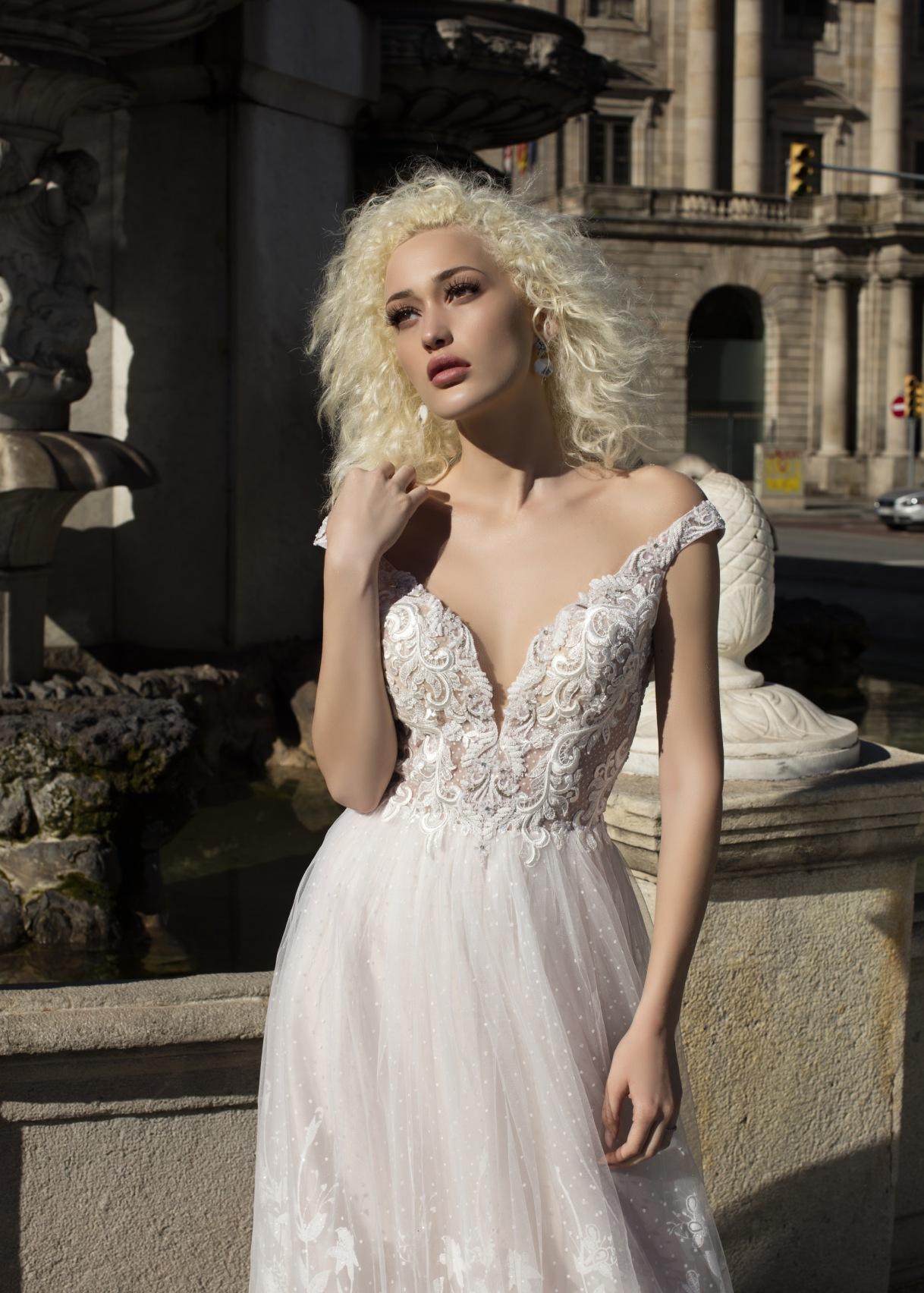 Свадебное платье «Beladonna»