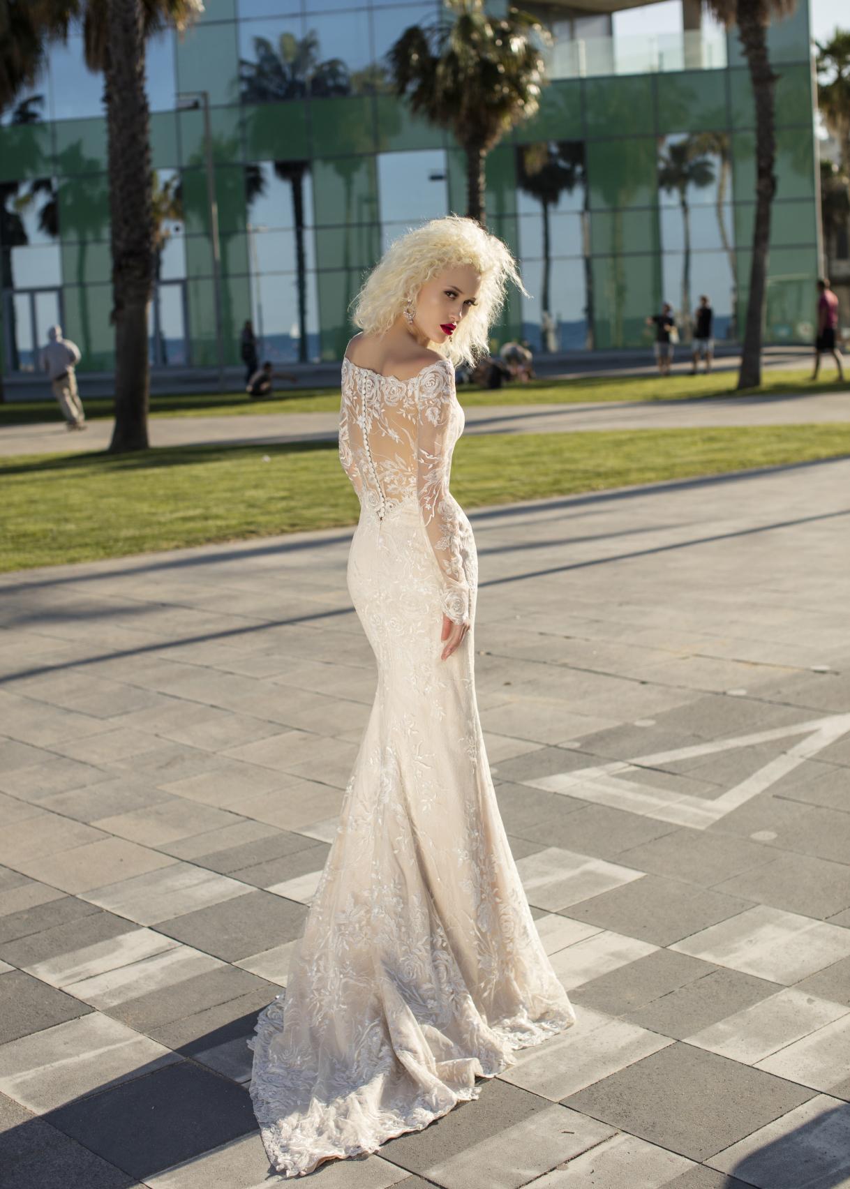 Свадебное платье «Freesia New»