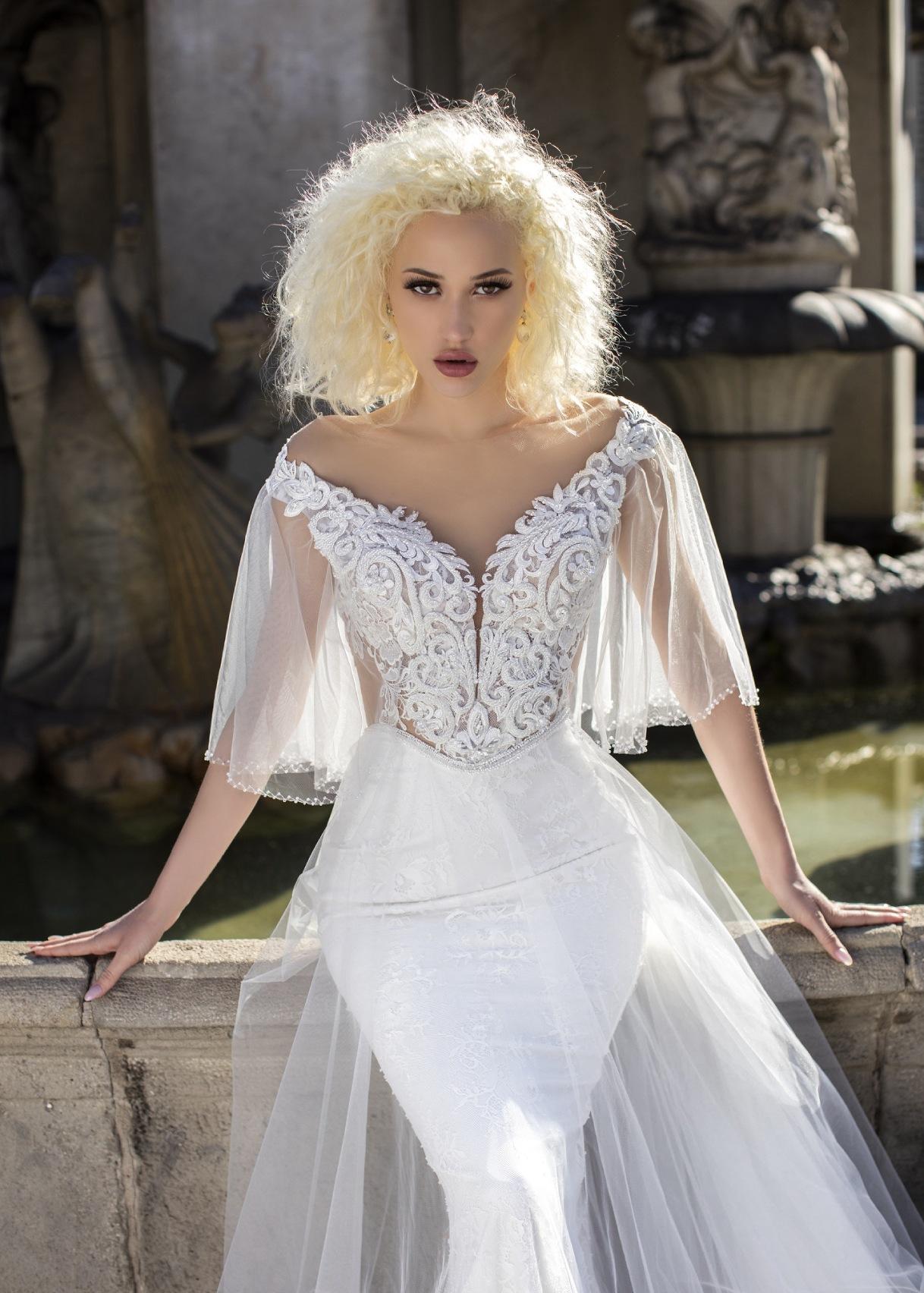 Свадебное платье «Periwinkle»