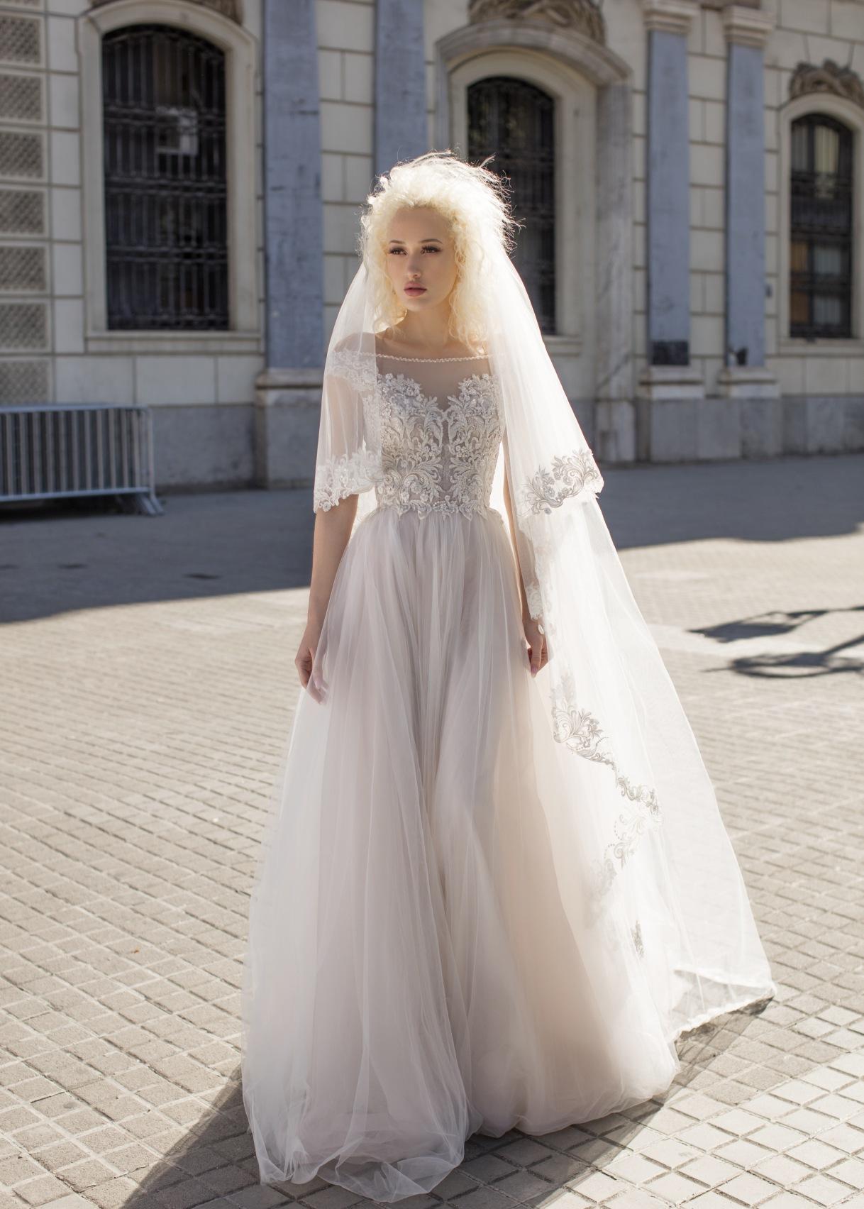Свадебное платье «Valencia Rose»